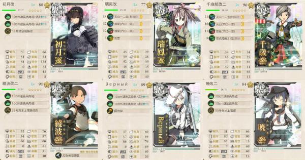 【艦これ】駆逐艦を複数まとめてレベリングする方法3選