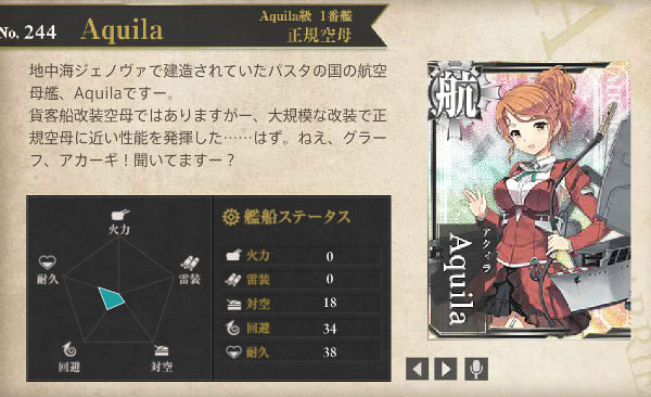 Aquila(アクィラ)