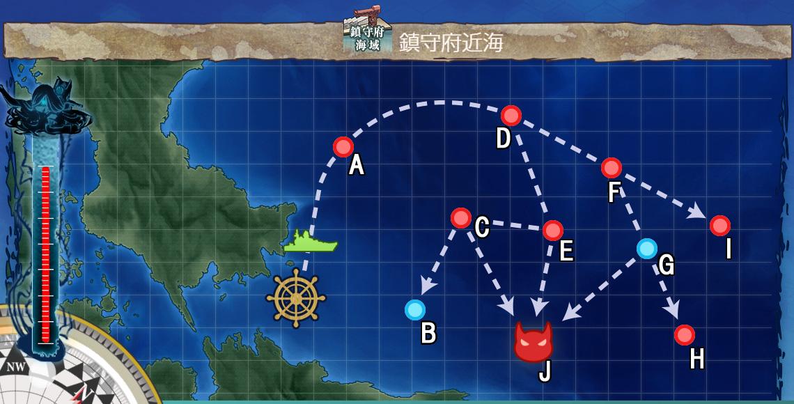 艦これ 潜水艦 レベリング