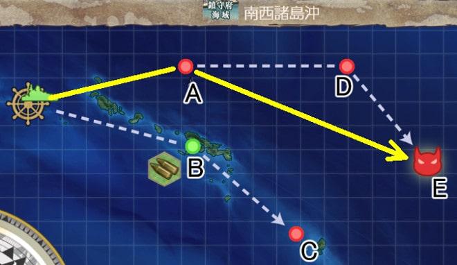 【艦これ】近海の警戒監視と哨戒活動を強化せよ! 1-2