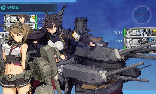 【艦これ】長門改二の特殊攻撃『一斉射かッ…胸が熱いな!』の仕様と発動条件